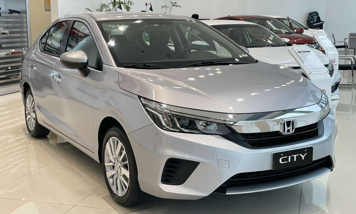 Honda in September sales 'increase' like that, but still at an alarming level in the Vietnamese market 2