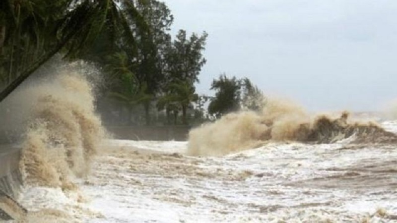 Update the latest storm news, storm No. 8: The storm is heading to Thanh Hoa - Quang Binh 2