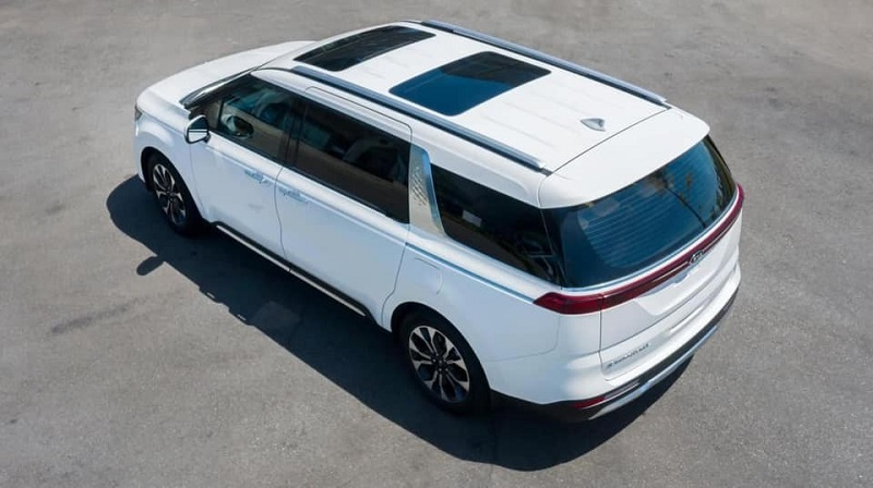 Hottest car news October 12: Honda SH rival launched, Kia Carnival 2022 is coming to Vietnam 4