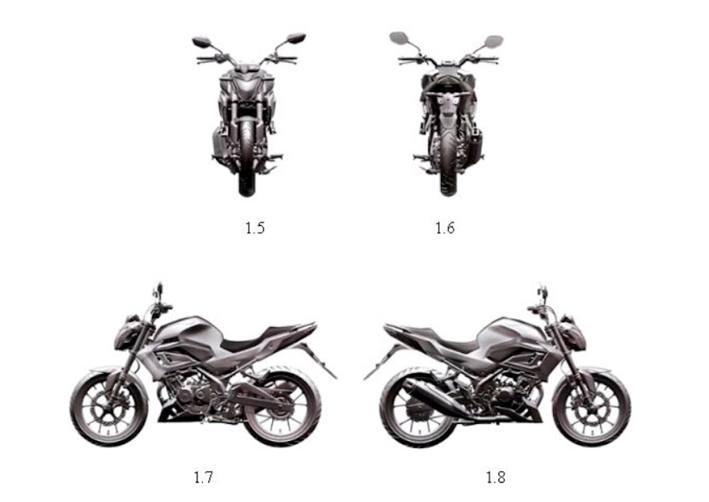 Following the Honda CBR 150R, the CB 150R naked bike is about to re-export to the Vietnamese market at a very attractive price 3