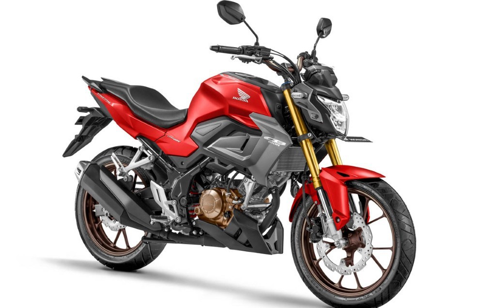 Following the Honda CBR 150R, the CB 150R naked bike is about to re-export to the Vietnamese market at an extremely attractive price 4