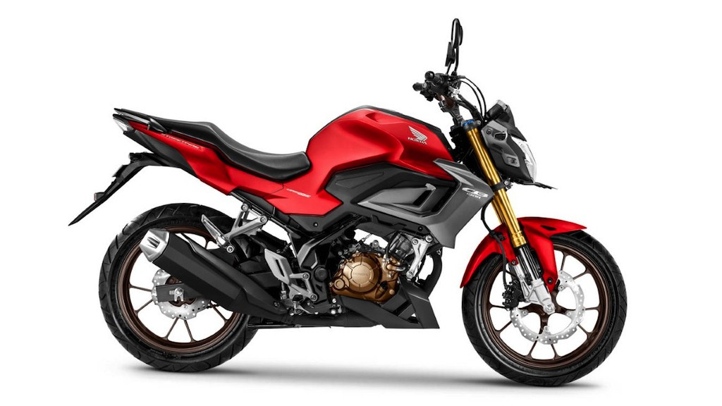 Following the Honda CBR 150R, the CB 150R naked bike is about to re-export to the Vietnamese market at an extremely attractive price 5