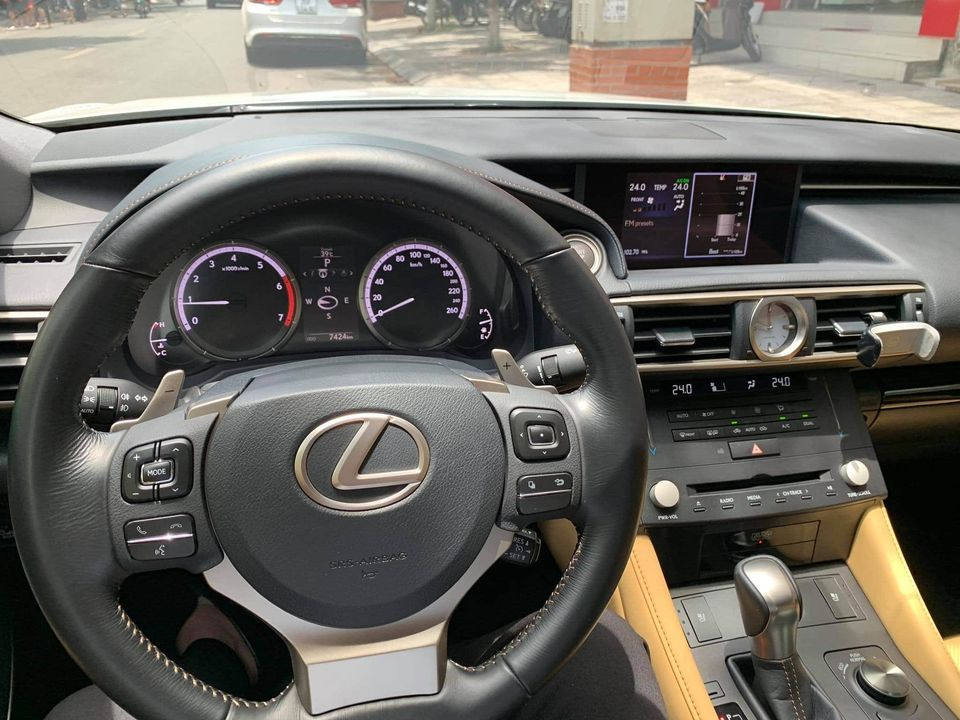 Used Lexus RC 200t with a discount of more than 1 billion, the old owner sells it after 4 years of companionship 4