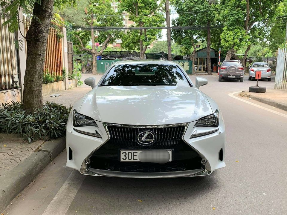 Used Lexus RC 200t with a discount of more than 1 billion, the old owner sold it after 4 years of companionship 2