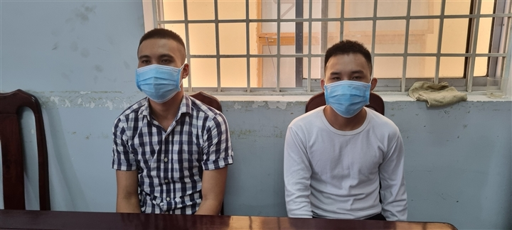 24h legal news: Caught 2 wanted people in the flow of people from Ho Chi Minh City to their hometown 1