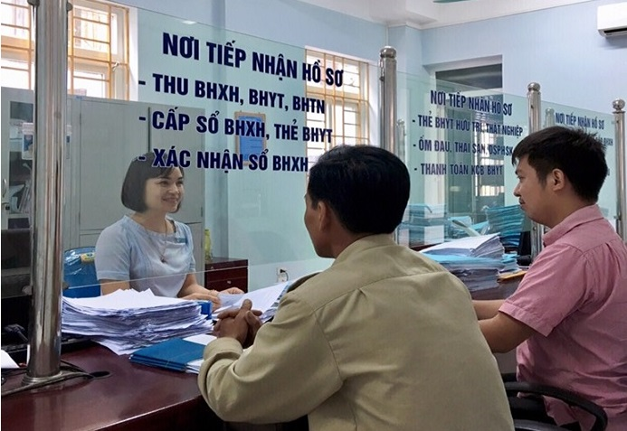 Who is not eligible to receive unemployment insurance support from the package of VND 30,000 billion?  first