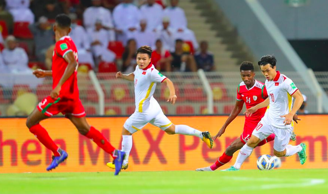 Asian fans: 'Vietnam was forced, the arbitration teams were incompetent and unethical' 1