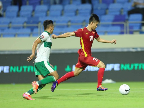BLV Quang Huy: 'Coach Park is not conservative, Vietnam can beat Oman' 3