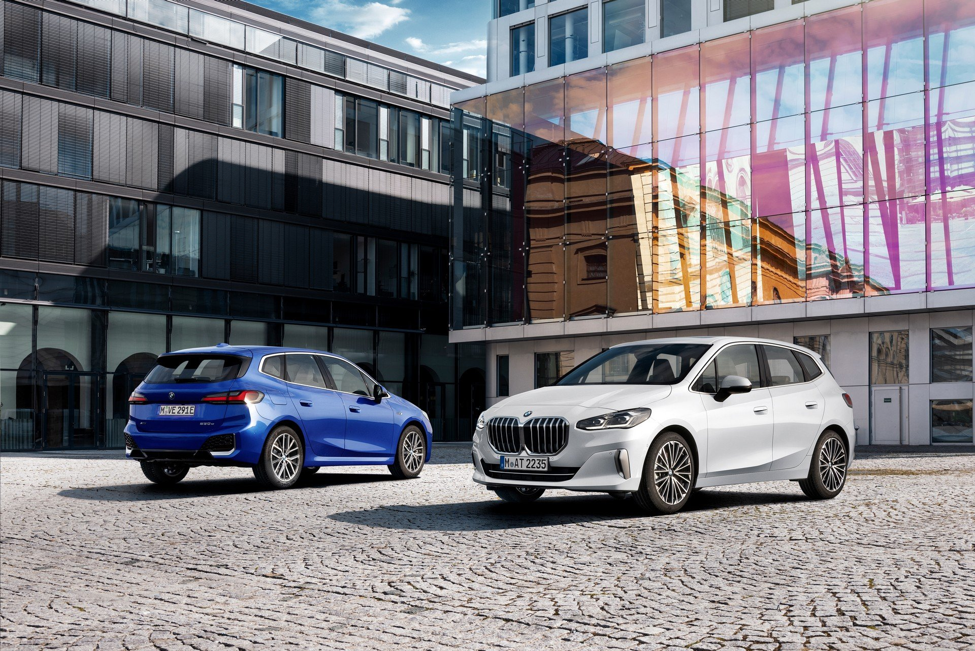 BMW is about to launch a new generation of Active Tourer products, following the success of the 2-Series 1