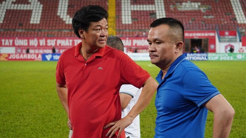 Big boss of Hai Phong Club promises to reward 2 billion if Vietnam Tel returns to Lach Tray: What did the General Department of Sports and Sports say?  2
