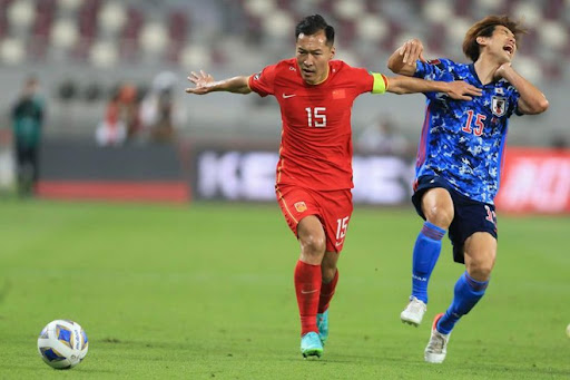 The captain of the Chinese team: 'We look forward to the day to face Vietnam' 2
