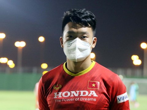 Center-back Thanh Chung: 'Vietnam is ready, success or failure will be decided on the field' 1