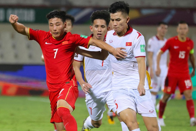 Chinese newspaper admits a key inferiority point compared to Vietnamese football 1