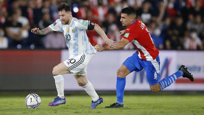 Comments Argentina vs Uruguay (6h30, 11/10) World Cup qualifiers: Rely on Messi 1