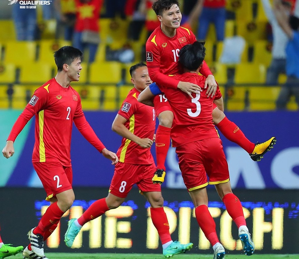 Comments Vietnam vs China (0h00, 08/10) World Cup 3rd qualifying round: Rewriting history 1