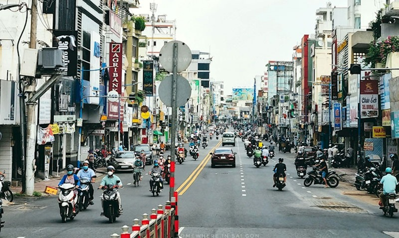 Conditions for entering and leaving the city.  Ho Chi Minh City for people from October 1, 1