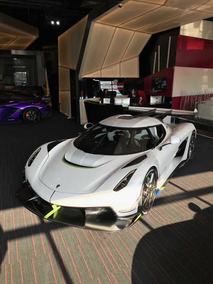 Dealer offers Koenigsegg Jesko, who will be the owner of the most expensive supercar in Vietnam?  first
