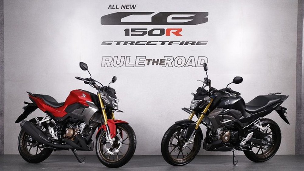 Following the Honda CBR 150R, the CB 150R naked bike is about to re-export to the Vietnamese market at a very attractive price 1