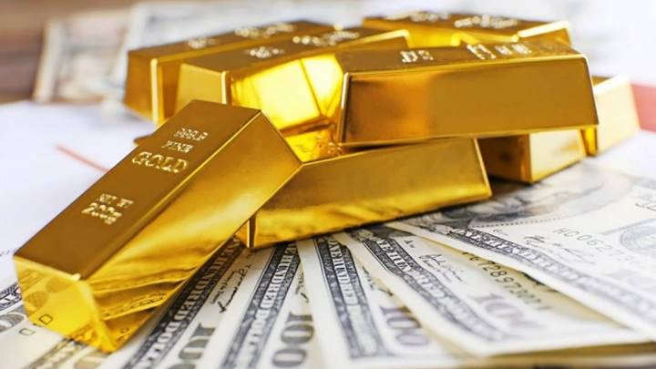 Gold price today October 14: Volatile fluctuations 1