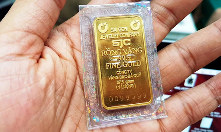 Gold price today 4/10: Get rid of the bottom, rebound strongly 1