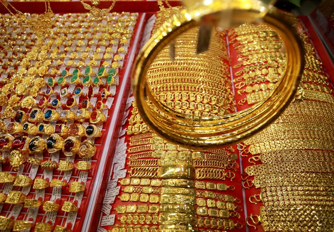 Gold price today October 8: Reversing to rise as soon as the USD drops 1