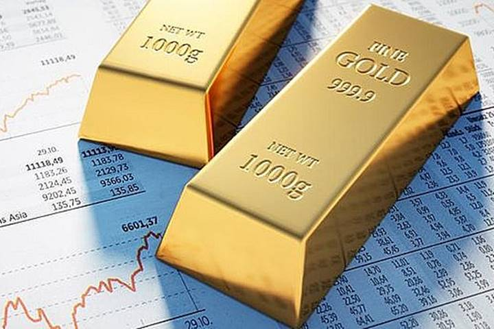 Gold price today October 13: Set a new peak 1