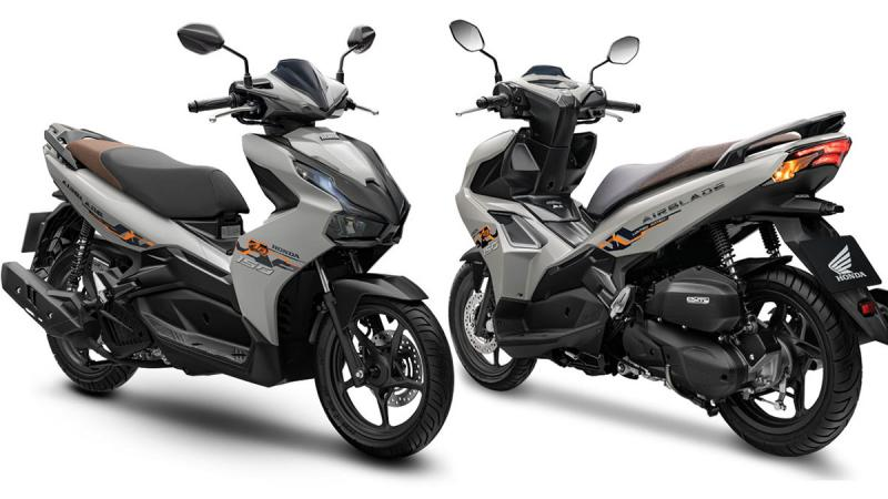 Honda Vietnam introduces AirBlade limited edition, priced from 42 million VND 2