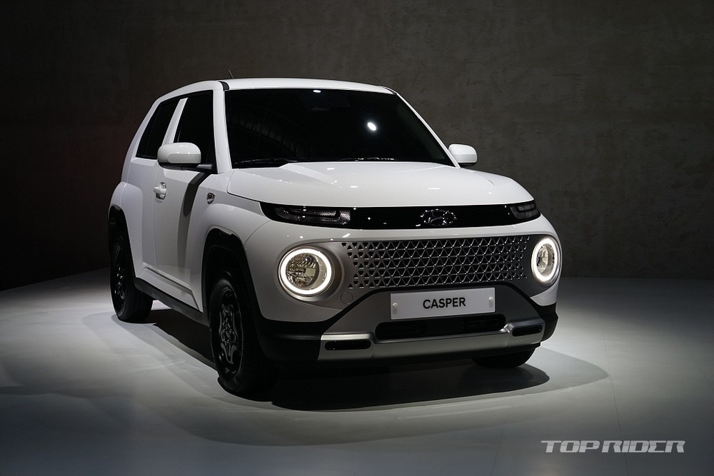Hyundai Casper was criticized for its price of 300 million VND, the car company quickly spoke up to troubleshoot 1