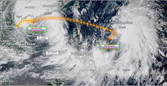 'Storm and storm' in the next 10 days, people should limit repatriation 1