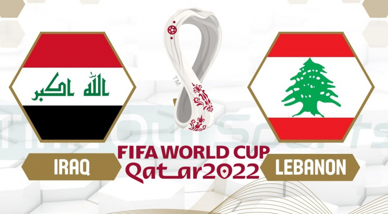 Comments on Iraq vs Lebanon (21:30, 07/10) World Cup 3rd qualifying round: Home ground fulcrum, companion history 1