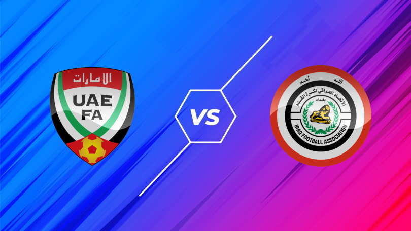 Link to watch live football UAE vs Iraq (23:45, October 12) World Cup 2022 qualifiers 1