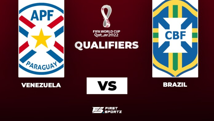 Link to watch live football of Venezuela vs Brazil (6:30 a.m., October 8) World Cup qualifiers 2022 1