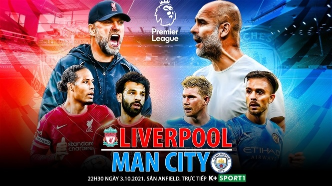 Comments on Liverpool vs Man City (22:30, 3/10), round 7 of the Premier League: Super Sunday 1