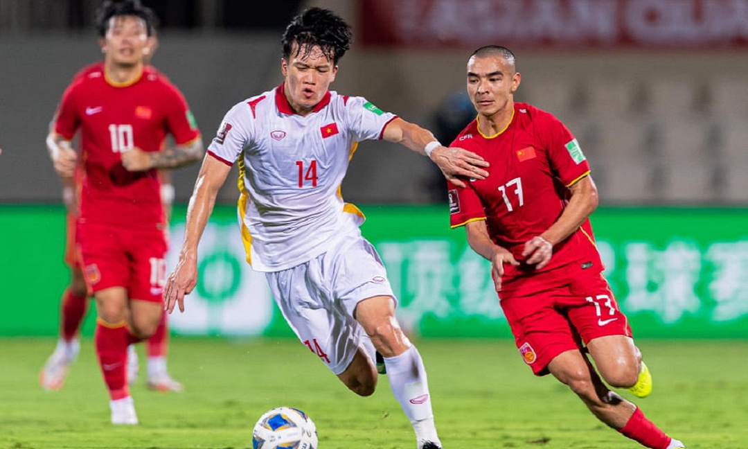 Losing the unfortunate draw against China, Vietnam Tel is still highly appreciated by Western newspapers 1