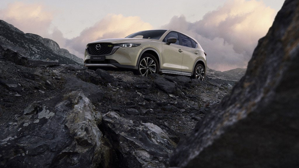 Mazda is about to enter a completely new SUV era, revealing a set of 5 hit products in all segments 1