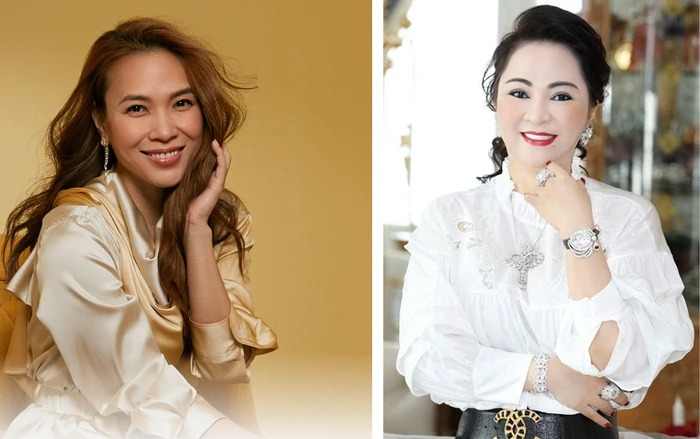 Ms. Phuong Hang 'opened' the whole showbiz but 'for love keeps crashing' with a singer of 20 years in the profession 1