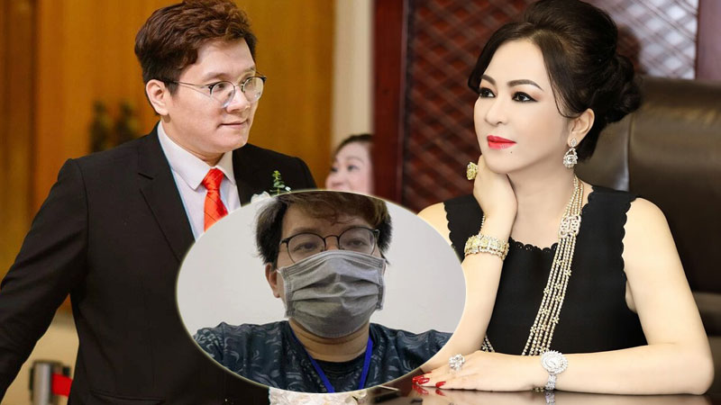 Ms. Phuong Hang's 'IT boy' Nham Hoang Khang, who went to blackmail, still loves people very much 1