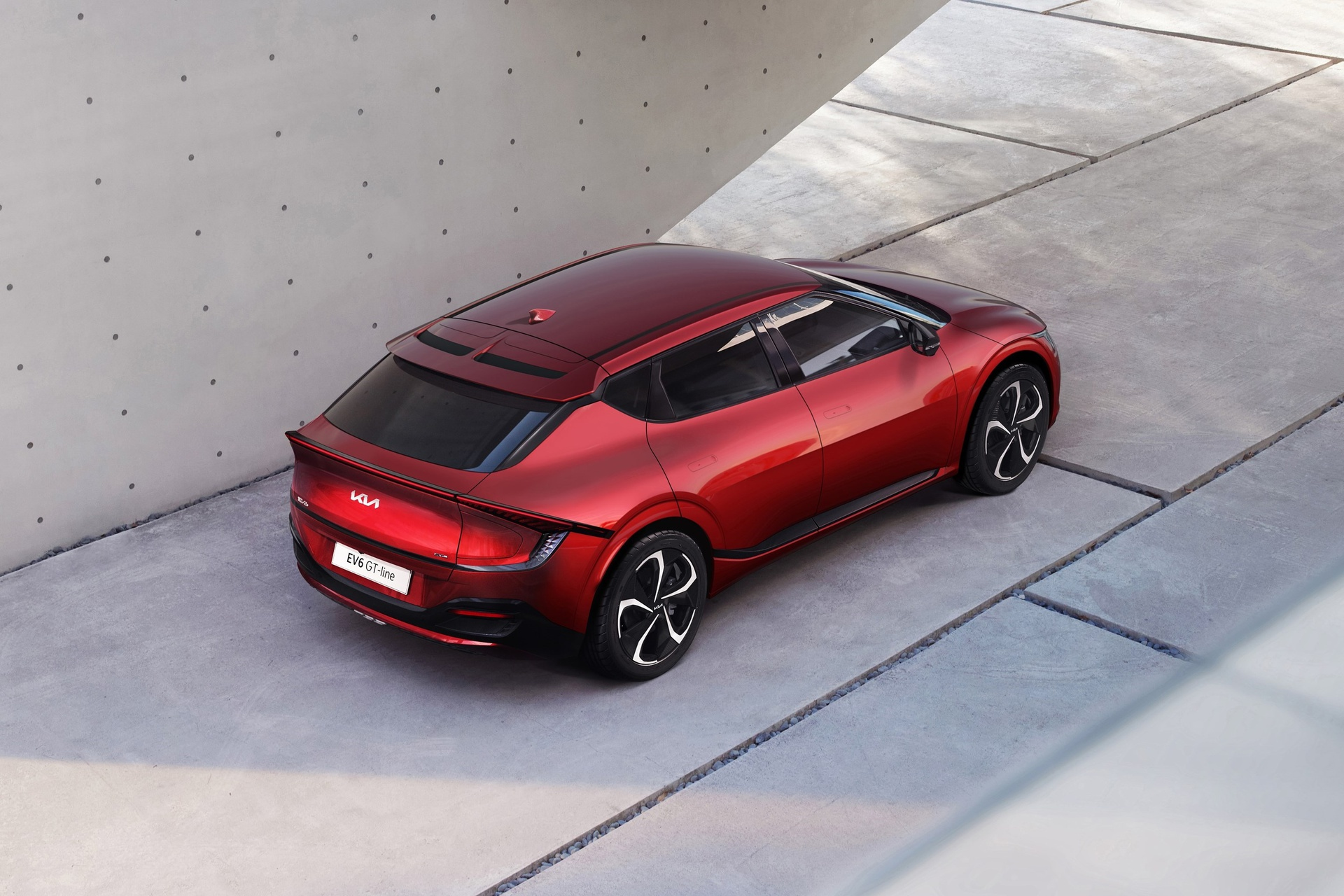 Preview Kia EV6 is about to be sold genuine in Vietnam, the flagship for a completely new trend 2