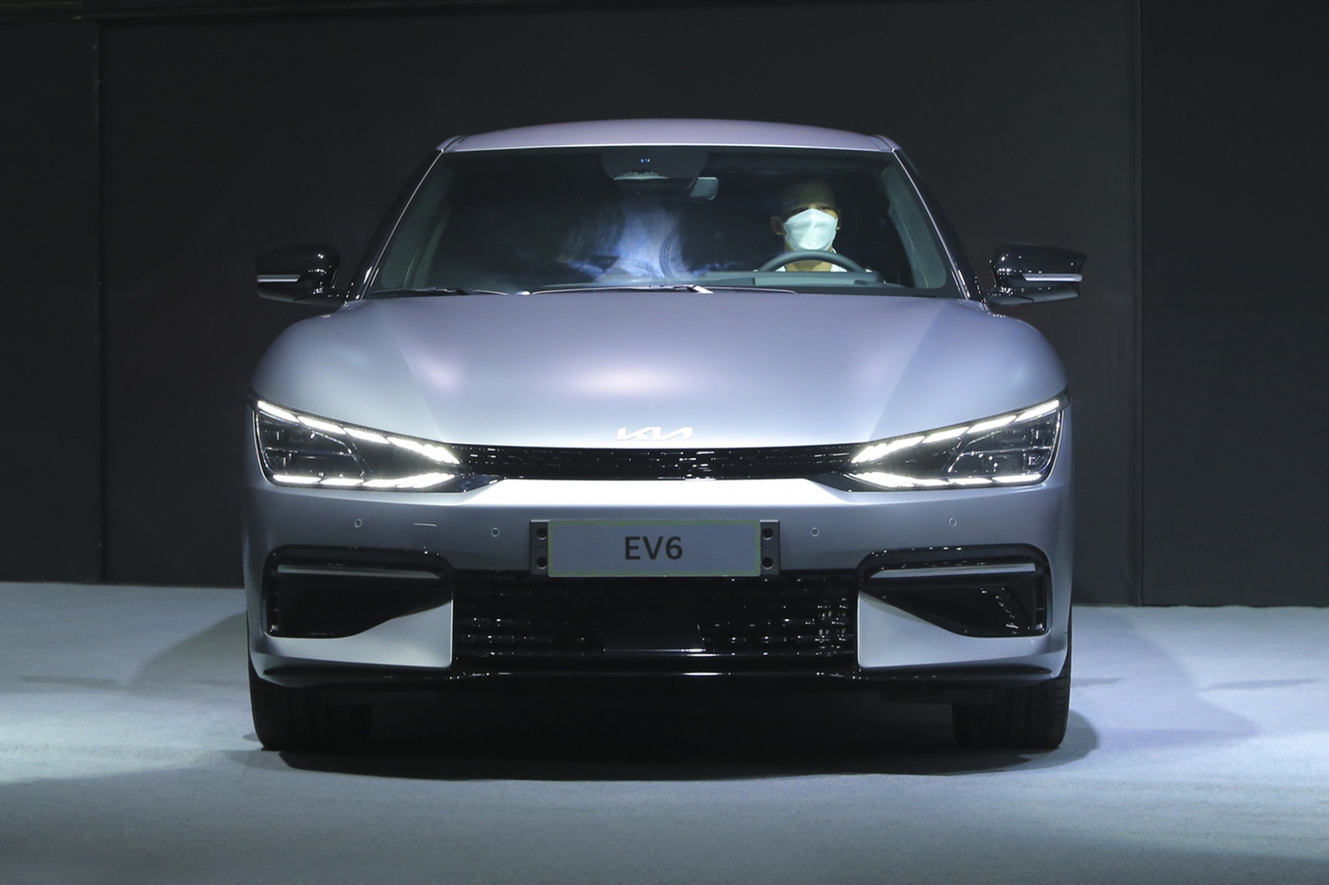Preview Kia EV6 is about to be sold genuine in Vietnam, the flagship for a completely new trend 1
