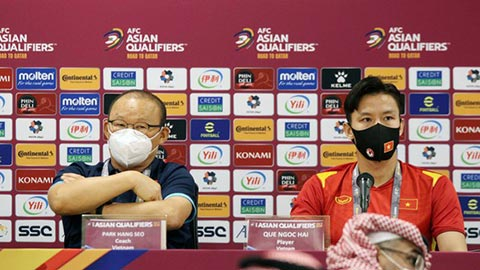 Que Ngoc Hai: 'Once you've put on the national team shirt, you can't be afraid of pressure' 1