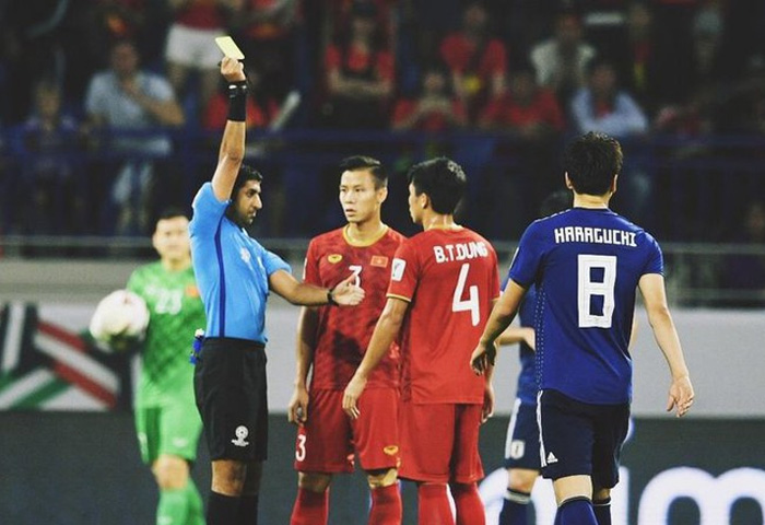 Referee of Vietnam vs China match: 'Angel' with your team, 'strong god' of Quang Hai, Cong Phuong 1
