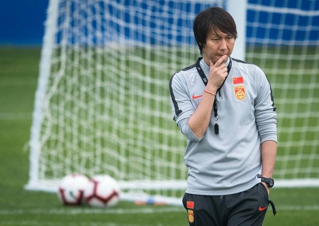 Surprised the poor salary of the Chinese coach: Not half as much as Mr. Park 1