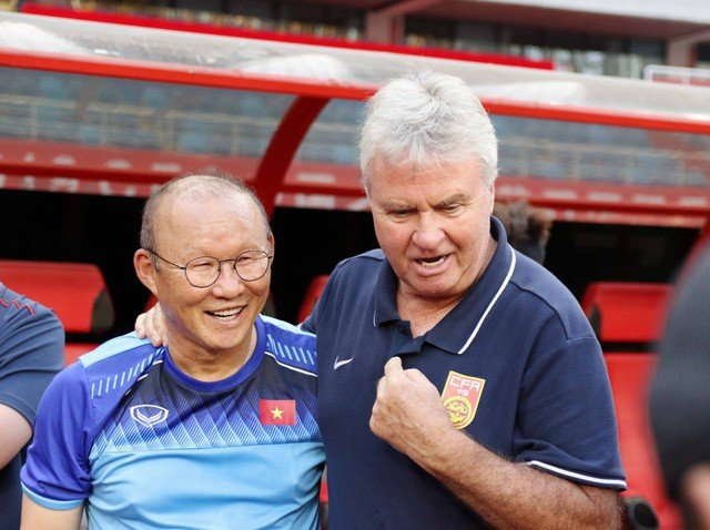 Surprised the poor salary of the Chinese coach: Not half as much as Mr. Park 2