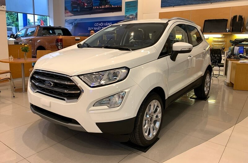 The 4 most fuel-efficient SUV/Crossover options in 2021 are available on the domestic market 3