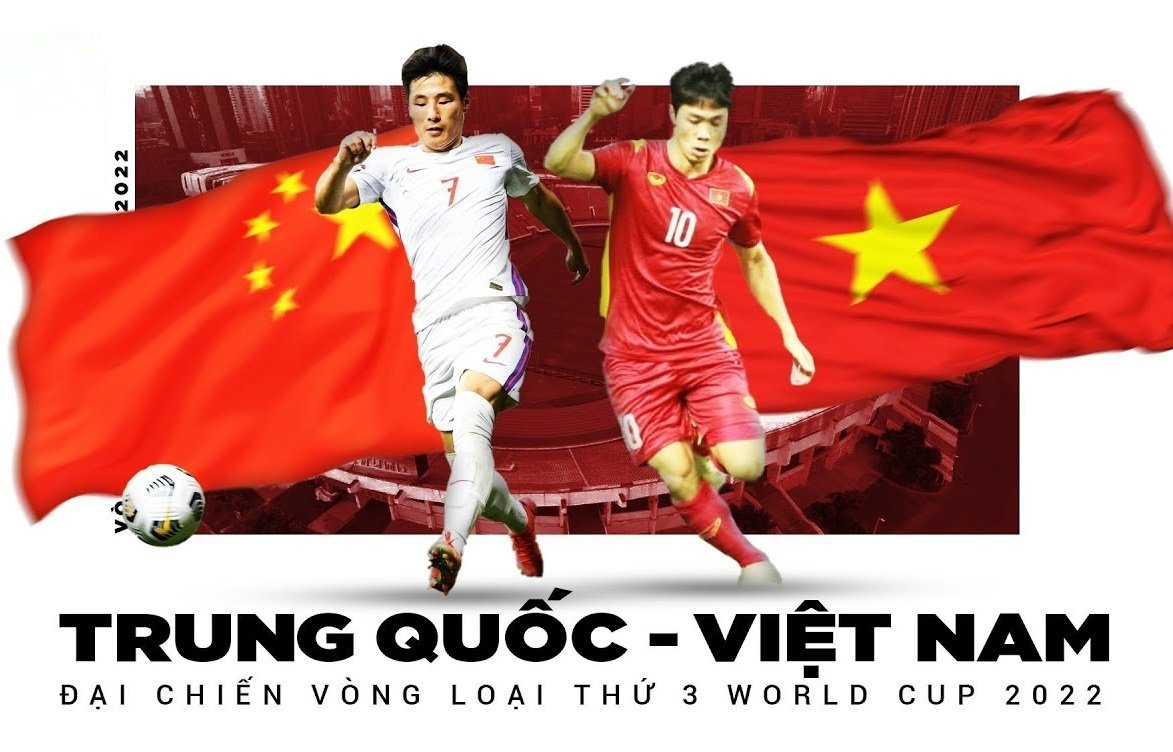 The Chinese team is afraid of Vietnam, 'playing tricks' banning fans from entering the field to cheer 1