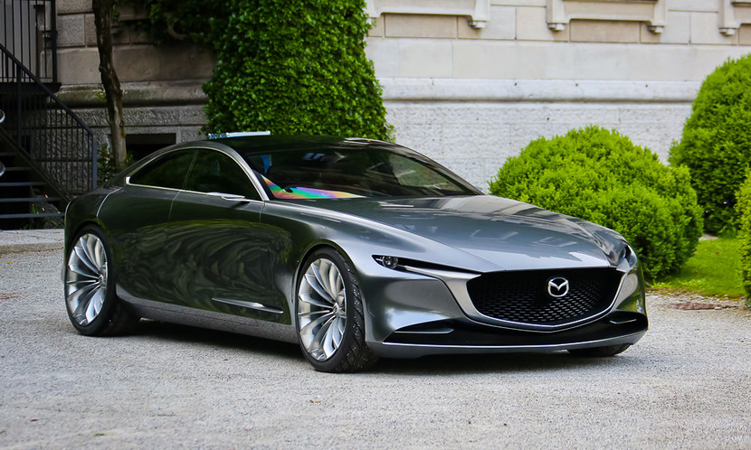 The new Mazda6 launched next year, will become the explosive highlight of the Japanese brand 1