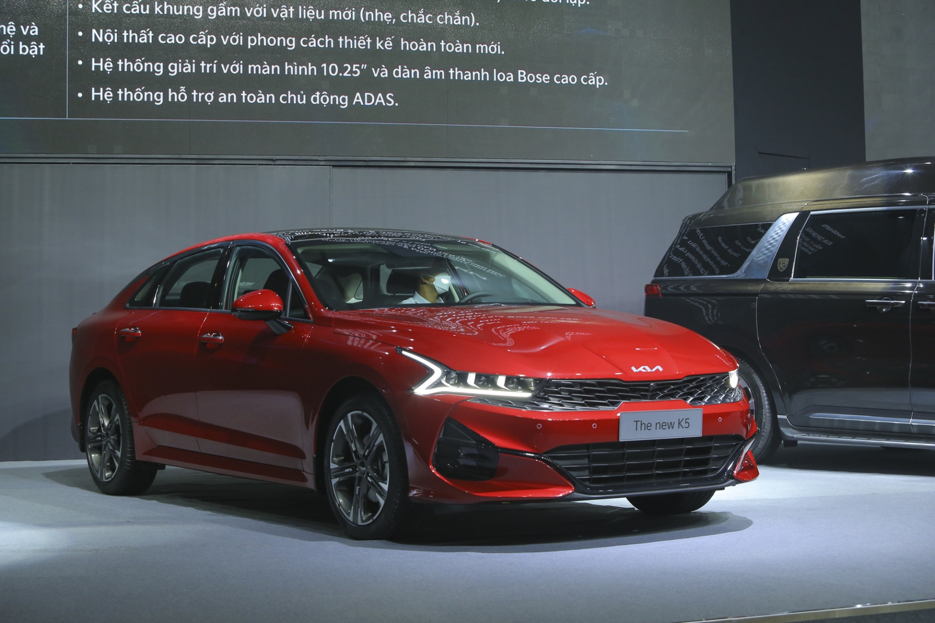 The sudden return of Kia K5: A serious competitor will knock out Vinfast Lux, threatening Toyota Camry 1