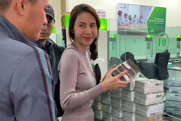 Thuy Tien scandal for charity: The police have invited some people related to work 1