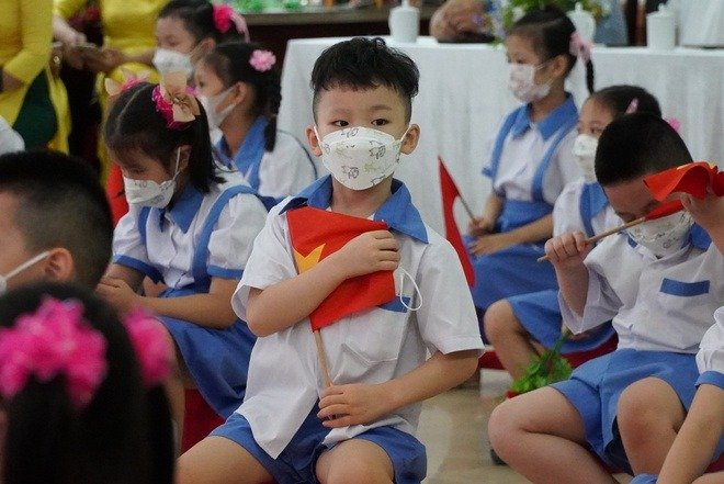 Updating the latest school schedule in 63 provinces: Will Hanoi students return to school after the new directive on anti-epidemic?  first