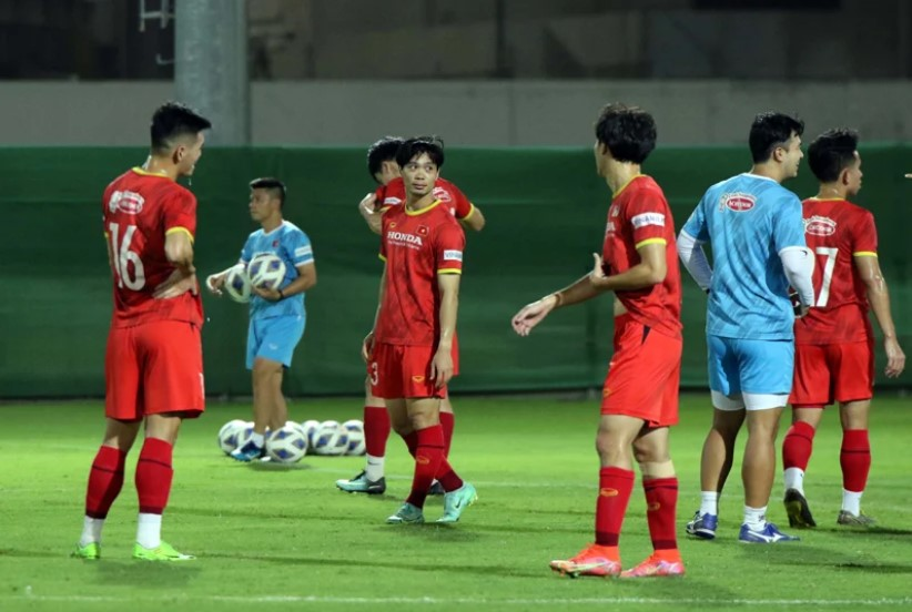 Vietnam vs China: Coach Park Hang Seo divides the opposing team to close the 1st squad